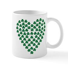 Shamrocks heart Mug