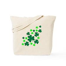 Shamrocks Tote Bag