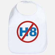Unique H8 Bib