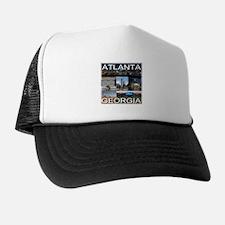 Atlanta, Georgia Trucker Hat