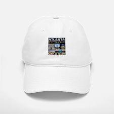 Atlanta, Georgia Baseball Baseball Cap