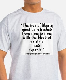 Patriots and Tyrants T-Shirt