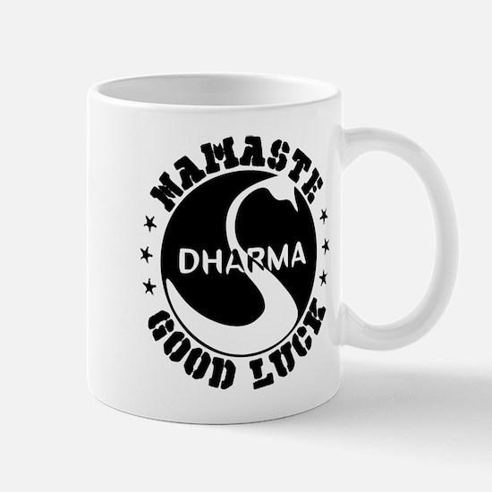 Namaste Good Luck Mug