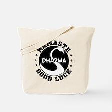 Namaste Good Luck Tote Bag