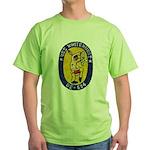USS WHITEHURST Green T-Shirt