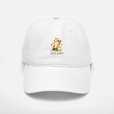 Ireland - Golden Irish Harp Baseball Baseball Cap