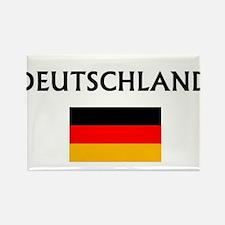 Funny Stuttgart germany Rectangle Magnet (100 pack)