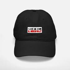 All American Mullet Baseball Hat