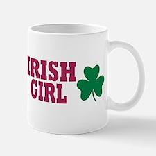 Irish girl Small Small Mug