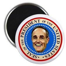 "Giuliani 2008 2.25"" Magnet (10 pack)"