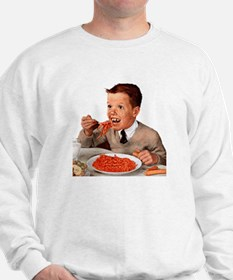 Creepy Ginger Kid Sweatshirt