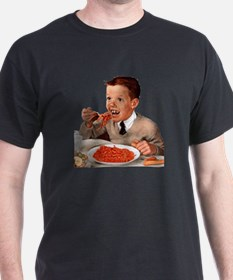 Creepy Ginger Kid T-Shirt