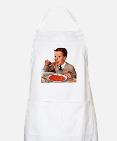 Creepy Ginger Kid Apron
