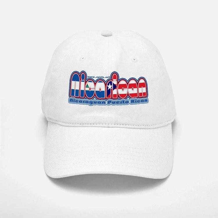 NicaRican Baseball Baseball Cap