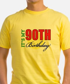 90th Birthday Party T