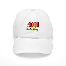 90th Birthday Party Baseball Cap