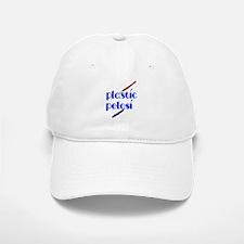 Plastic Nancy Pelosi Baseball Baseball Cap