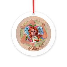 Sicilian Ornament (Round)