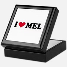 I LOVE MEL ~ Keepsake Box