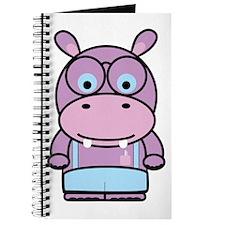 Purple Hippo Nerd Journal