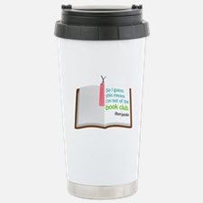 Lost Book Club Travel Mug