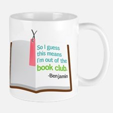 Lost Book Club Small Small Mug