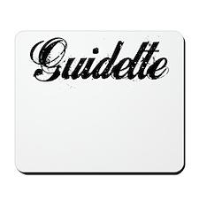Guidette Mousepad