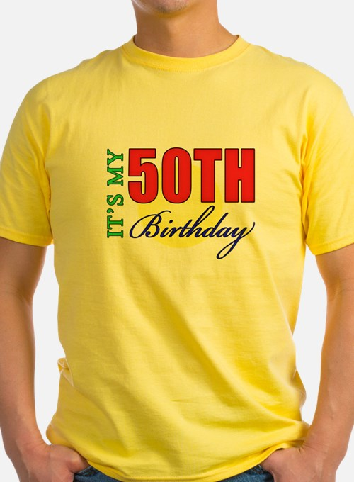 50th Birthday Party T
