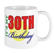 30th Birthday Party Mug