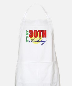 30th Birthday Party Apron