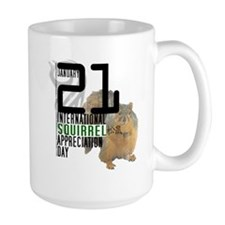Squirrel Appreciation Day Mug