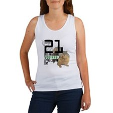 Squirrel Appreciation Day Women's Tank Top