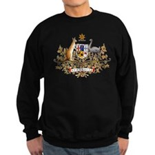Australia Coat of Arms (Front) Jumper Sweater