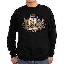 Australia Coat of Arms (Front) Sweatshirt