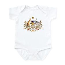 Australia Coat of Arms Infant Bodysuit