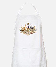Australia Coat of Arms Apron