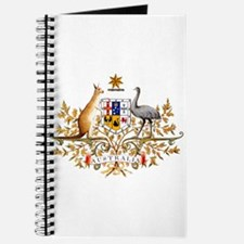 Australia Coat of Arms Journal