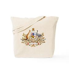 Australia Coat of Arms Tote Bag