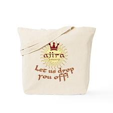 Lost Ajira Airlines Humor Tote Bag