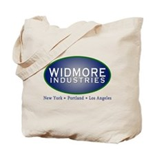 LOST Inspired Widmore Industries Logo Tote Bag