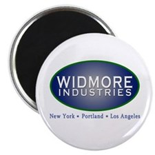 LOST Inspired Widmore Industries Logo Magnet