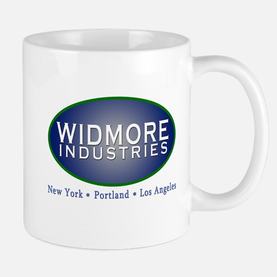 LOST Inspired Widmore Industries Logo Mug