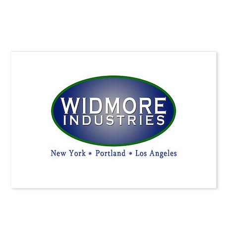 LOST Inspired Widmore Industries Logo Postcards (P