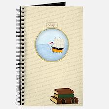 Ship's Log Journal
