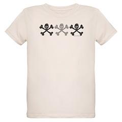 3Skulls&Crossbones T-Shirt
