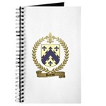 BARIOT Family Crest Journal