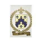 BARIOT Family Crest Rectangle Magnet