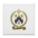 BARIOT Family Crest Tile Coaster