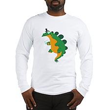 Dapper Dino Long Sleeve T-Shirt