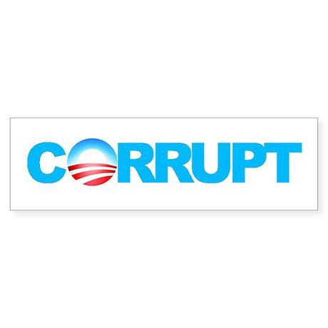 Extreme Anti Obama Bumper Sticker (10 pk)